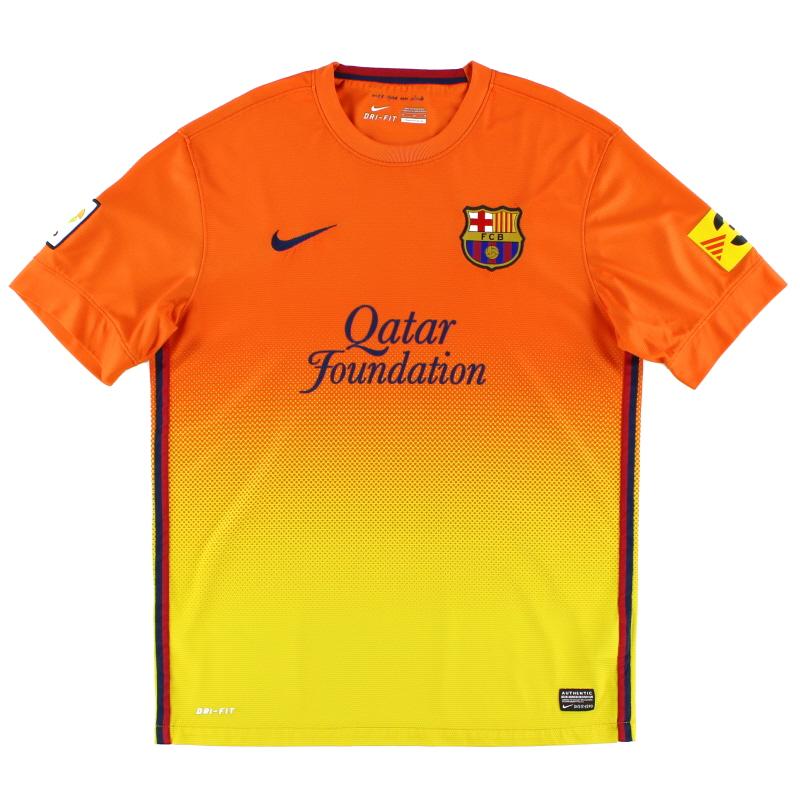 2012-13 Barcelona Away Shirt S - 478326-815