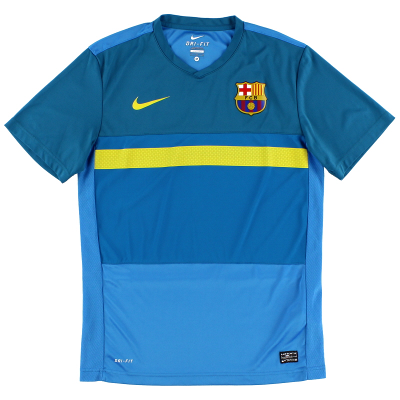 2012-13 Barcelona Training Shirt M