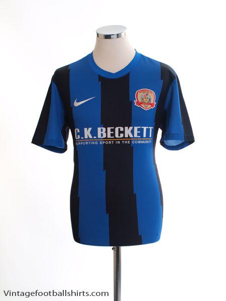 2012-13 Barnsley Away Shirt M