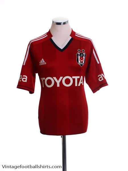 2012-13 Besiktas Third Shirt L - L20116