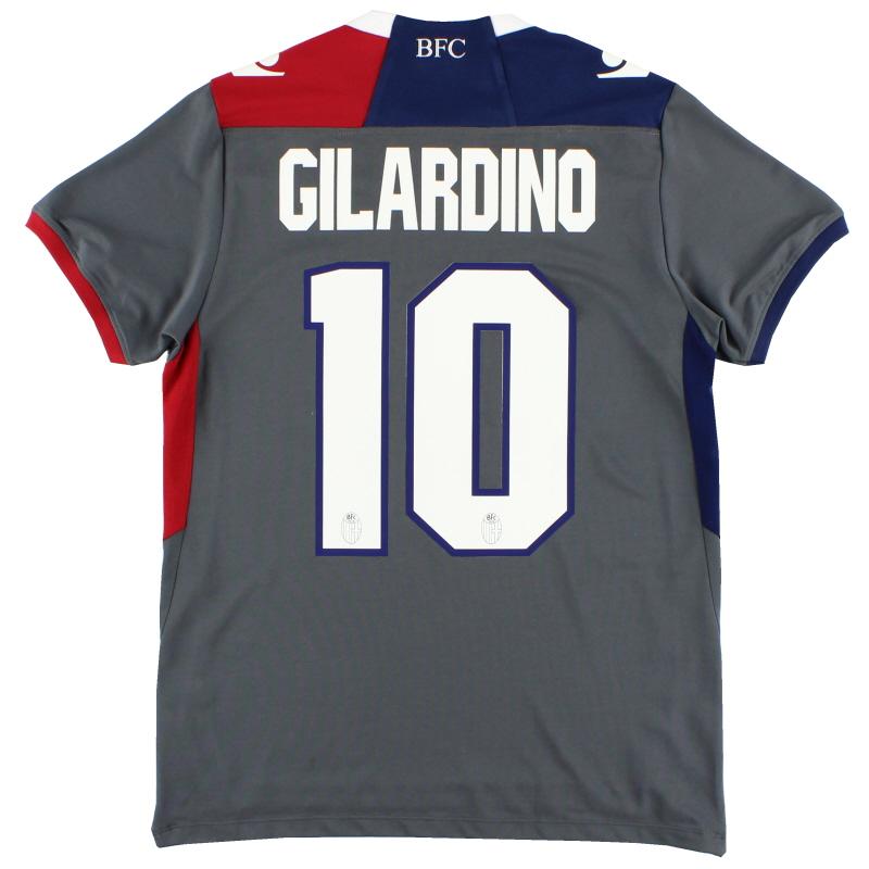 2012-13 Bologna Third Shirt Gilardino #10 L.Boys