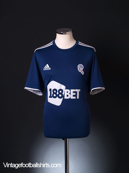2012-13 Bolton Training Shirt L