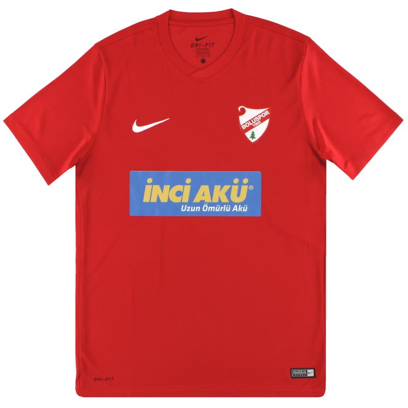2012-13 Boluspor Nike Home Shirt  *As New* M - 725891-657