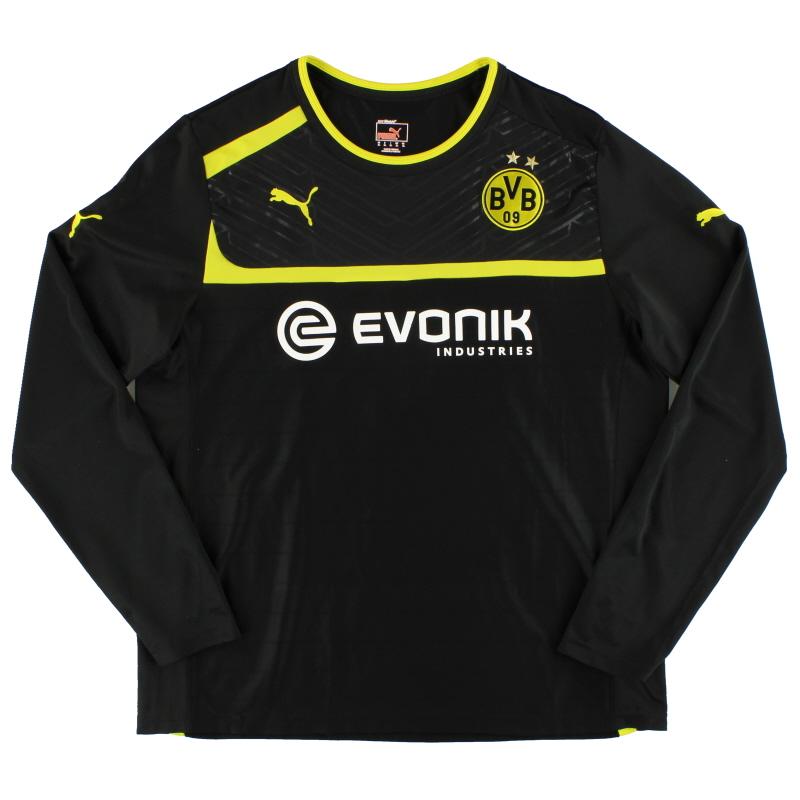 2012-13 Borussia Dortmund Puma Training Shirt XL - 741752
