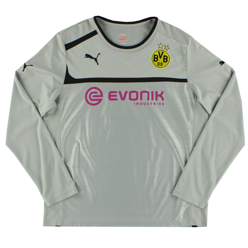 2012-13 Borussia Dortmund Training Shirt L/S XL - 741752
