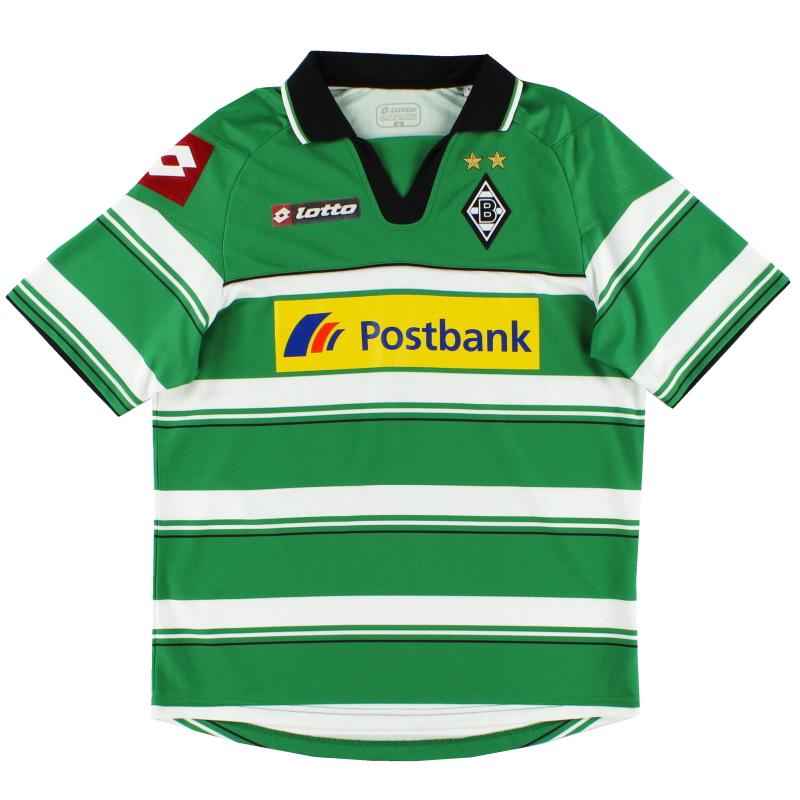 2012-13 Borussia Monchengladbach European Shirt S