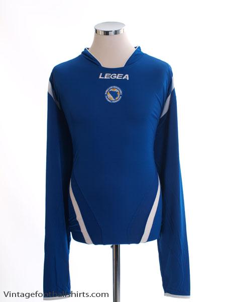 2012-13 Bosnia & Herzegovina Home Shirt L/S *BNIB*