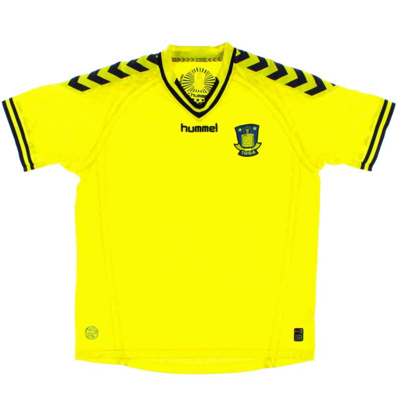 2012-13 Brondby IF Home Shirt L