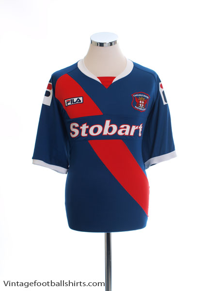 2012-13 Carlisle Home Shirt *Mint* XL