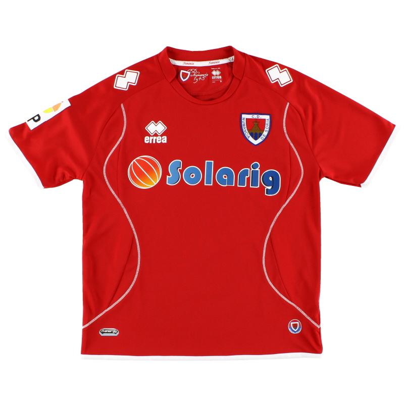 2012-13 CD Numancia Home Shirt S