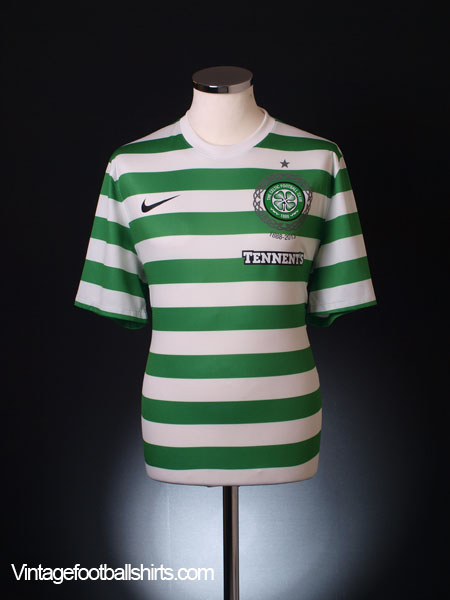 2012-13 Celtic Home Shirt XXL