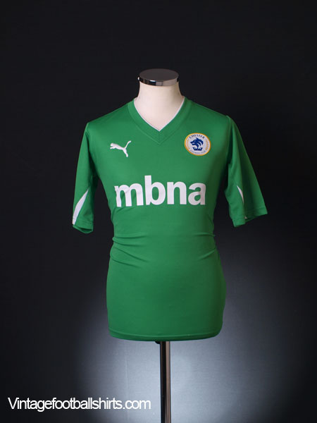 2012-13 Chester Away Shirt *Mint* S