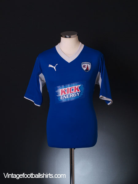 2012-13 Chesterfield Home Shirt M