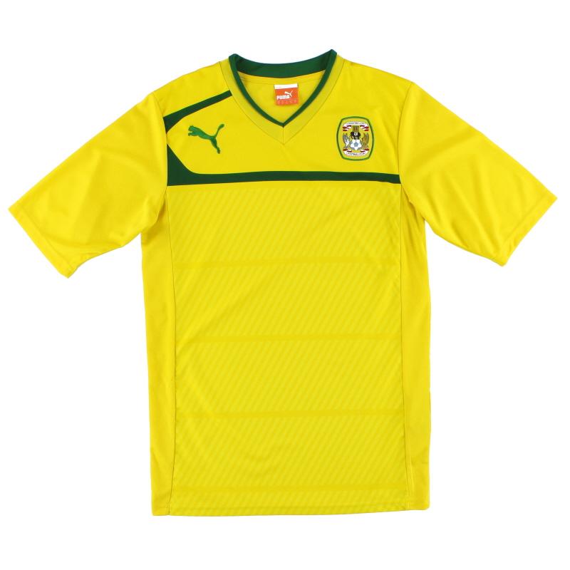 2012-13 Coventry Puma Away Shirt S