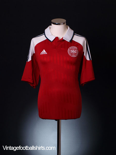 2012-13 Denmark Home Shirt S