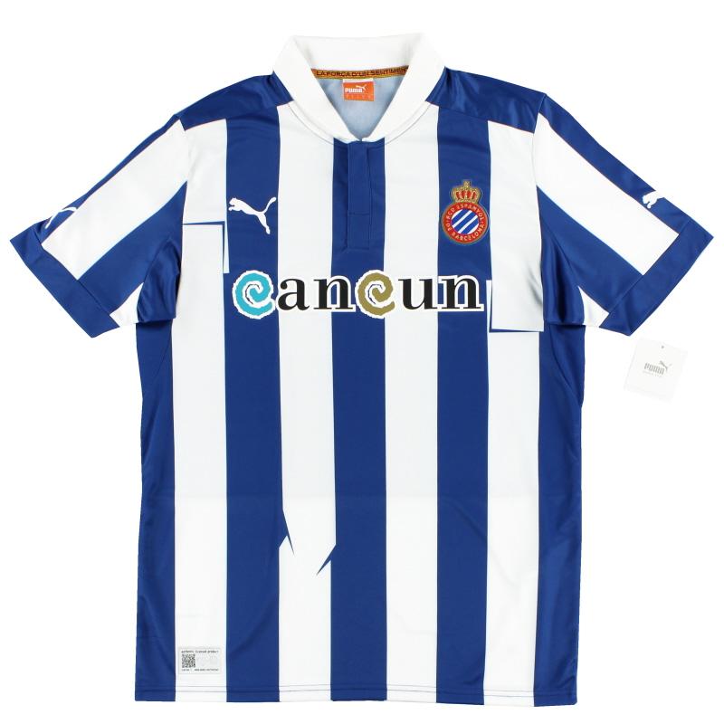 2012-13 Espanyol Puma Home Shirt *BNIB* - 743024-01