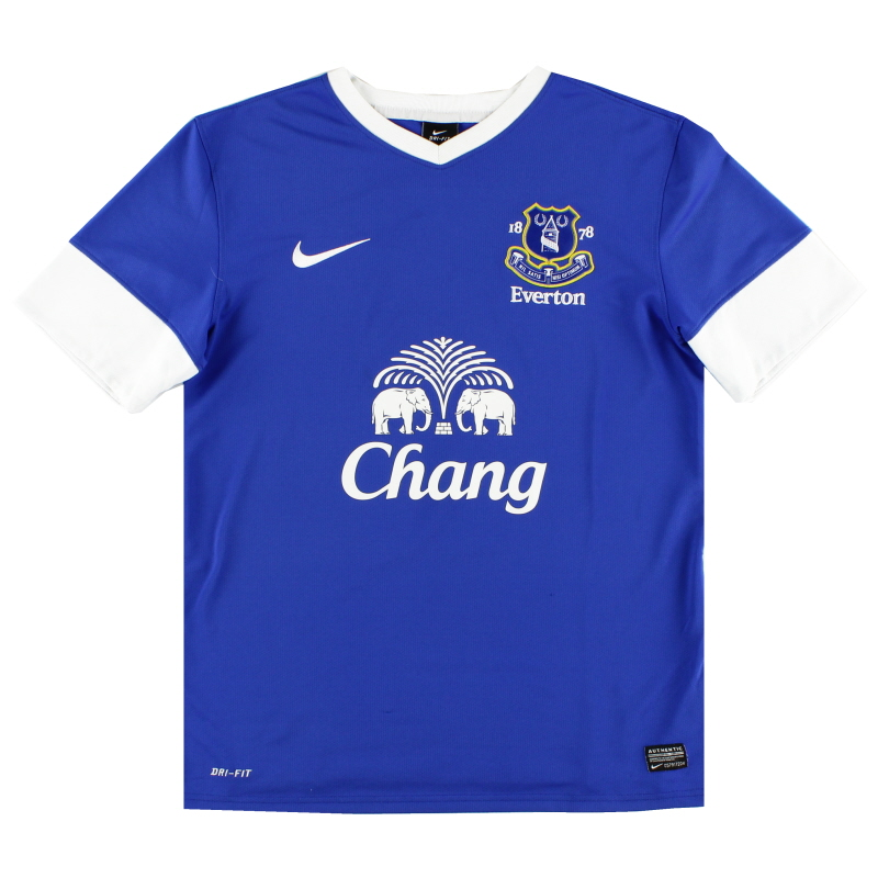 2012-13 Everton Home Shirt *BNWT*