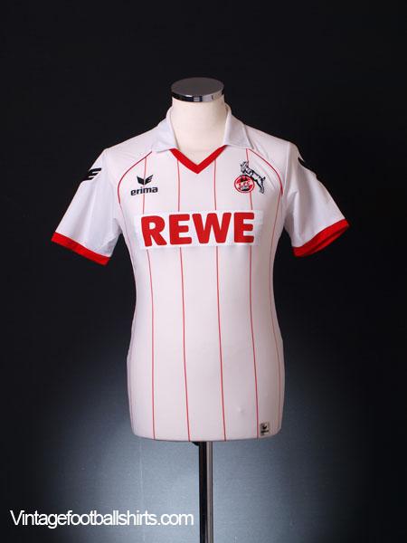 2012-13 FC Koln Home Shirt S