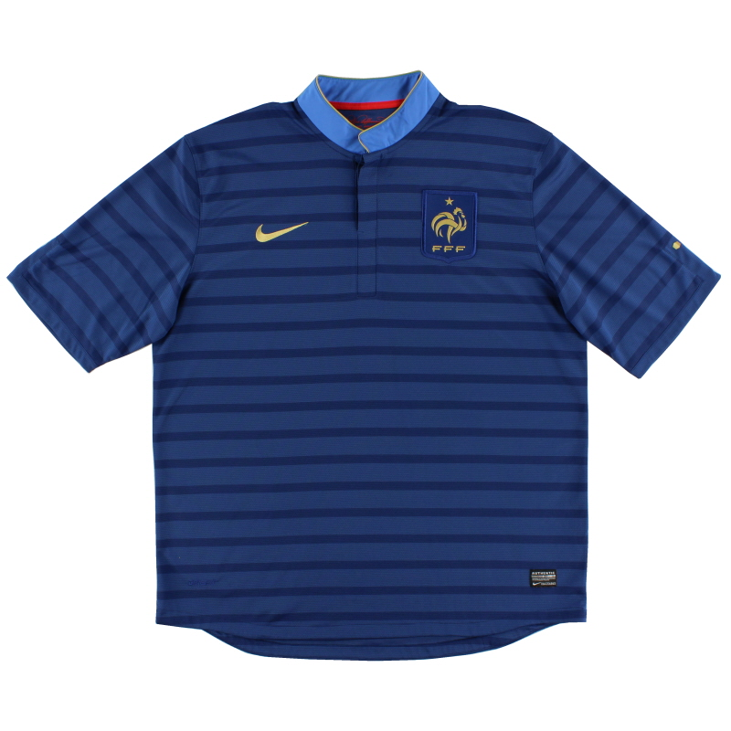 2012-13 France Home Shirt XL - 449680-405