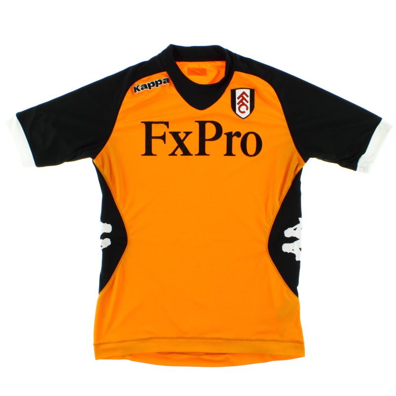 2012-13 Fulham Away Shirt M