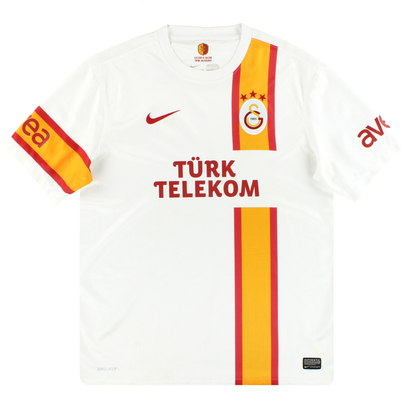 2012-13 Galatasaray Nike Away Shirt L - 070476879