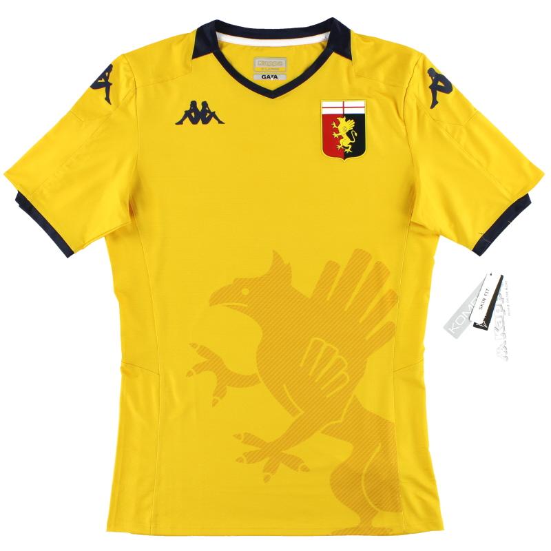 2019-20 Genoa Kappa Authentic Goalkeeper Shirt *w/tags* XL - 304TPD0