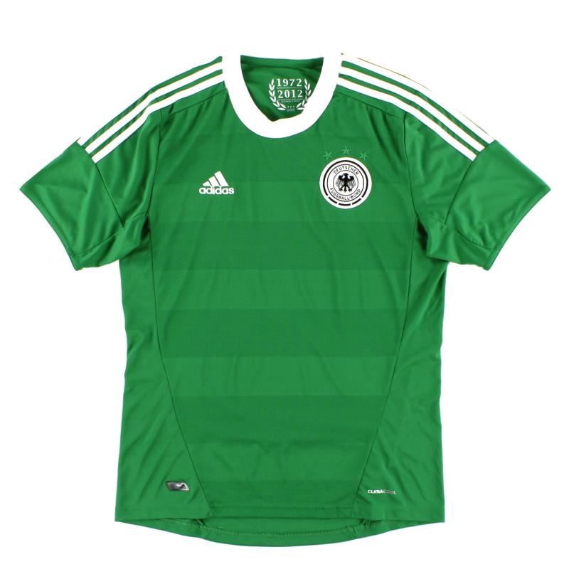 2012-13 Germany adidas Away Shirt L - X21412