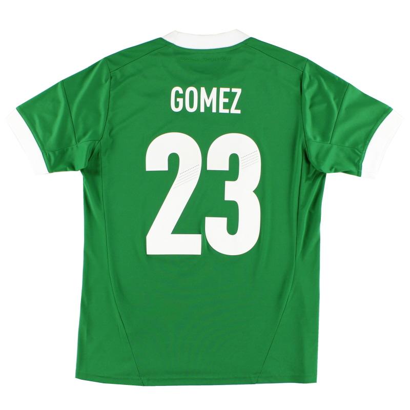 2012-13 Germany Away Shirt Gomez #23 Y