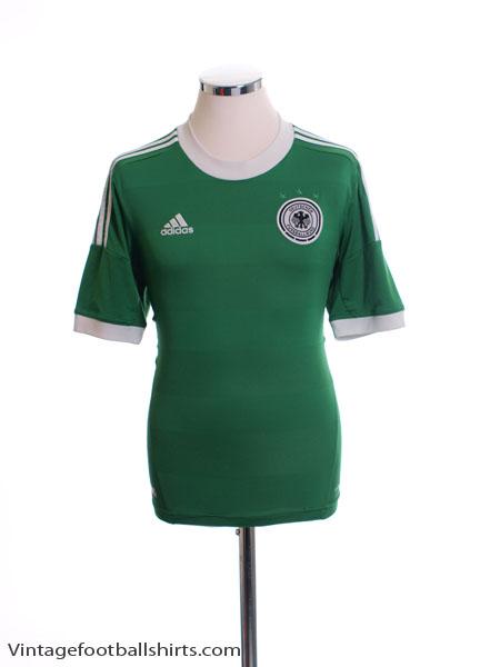 2012-13 Germany Away Shirt L