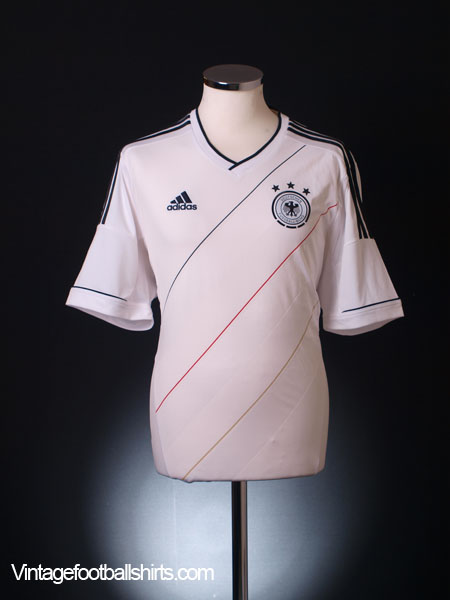 2012-13 Germany Home Shirt *As New* XL