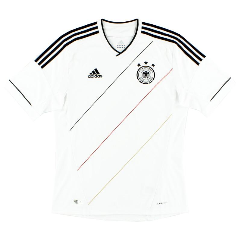 2012-13 Germany Home Shirt *Mint* L - X20656