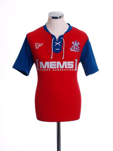 2012-13 Gillingham Centenary Home Shirt M