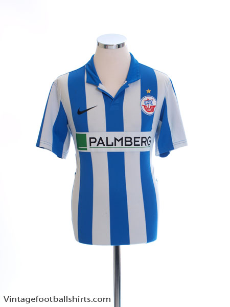 2012-13 Hansa Rostock Home Shirt M - 448203-463