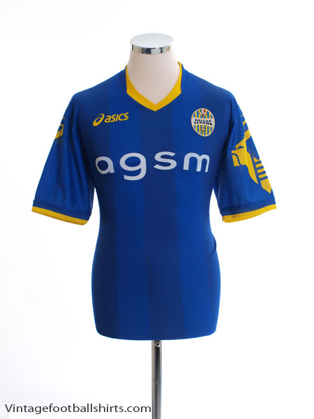 2012-13 Hellas Verona Home Shirt XL