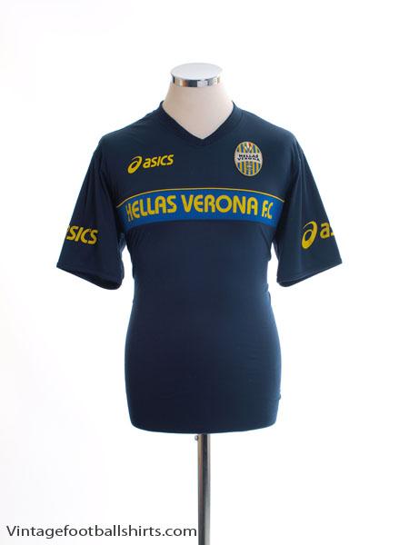 2012-13 Hellas Verona Training Shirt L