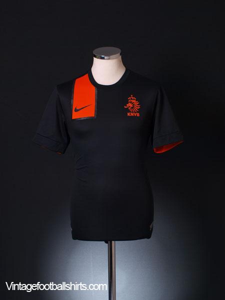 2012-13 Holland Away Shirt S