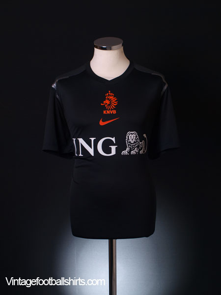 2012-13 Holland Nike Training Shirt L