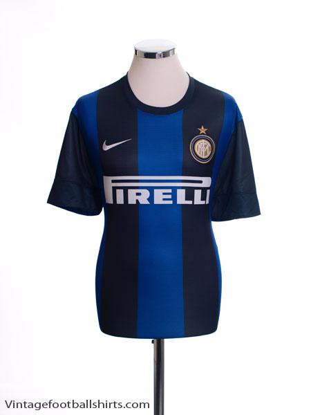 2012-13 Inter Milan Home Shirt XL