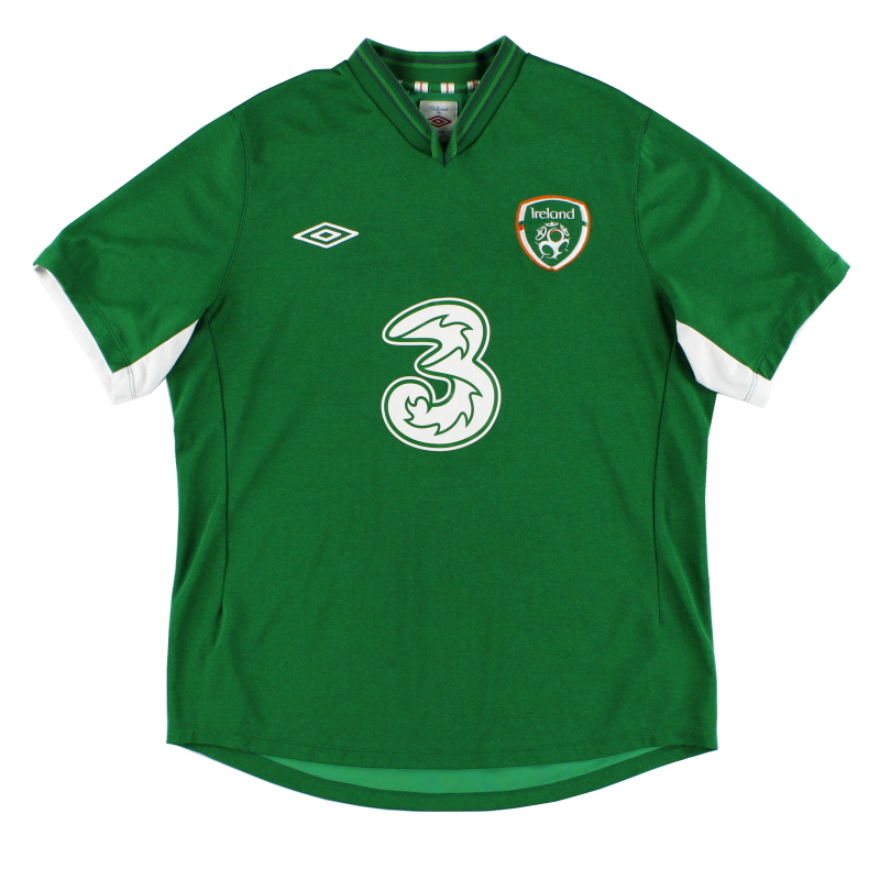 2012-13 Ireland Home Shirt *Mint* L - 14804177