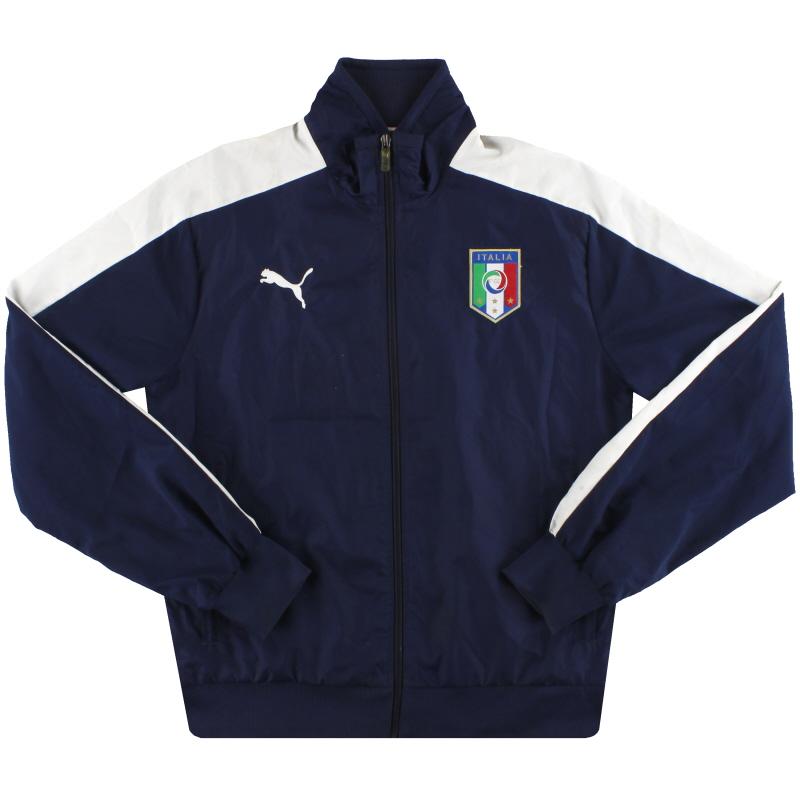 2012-13 Italy Puma Track Jacket M - 740407