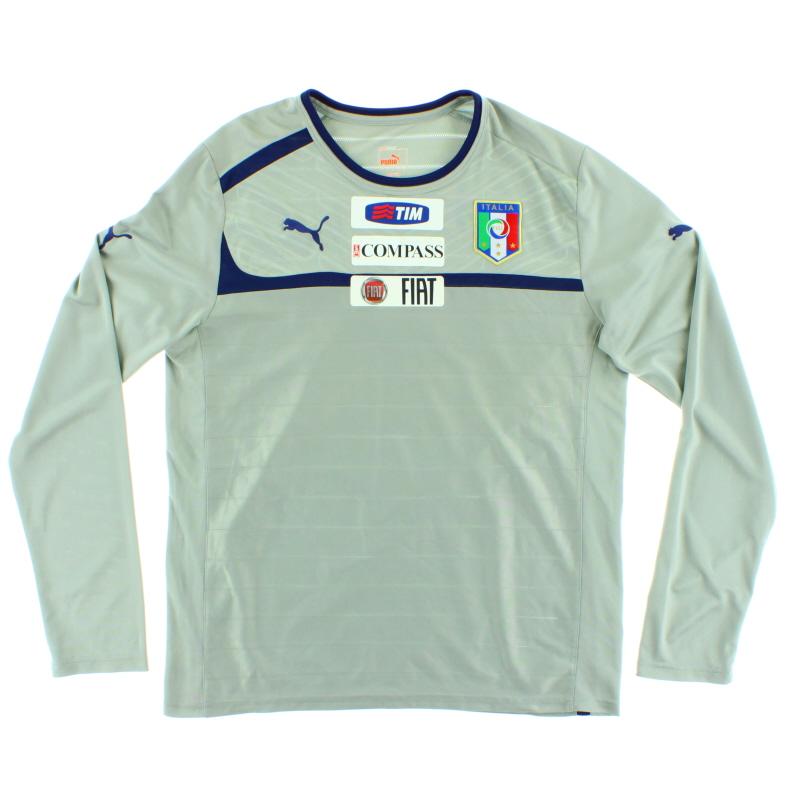 2012-13 Italy Puma Training Shirt L