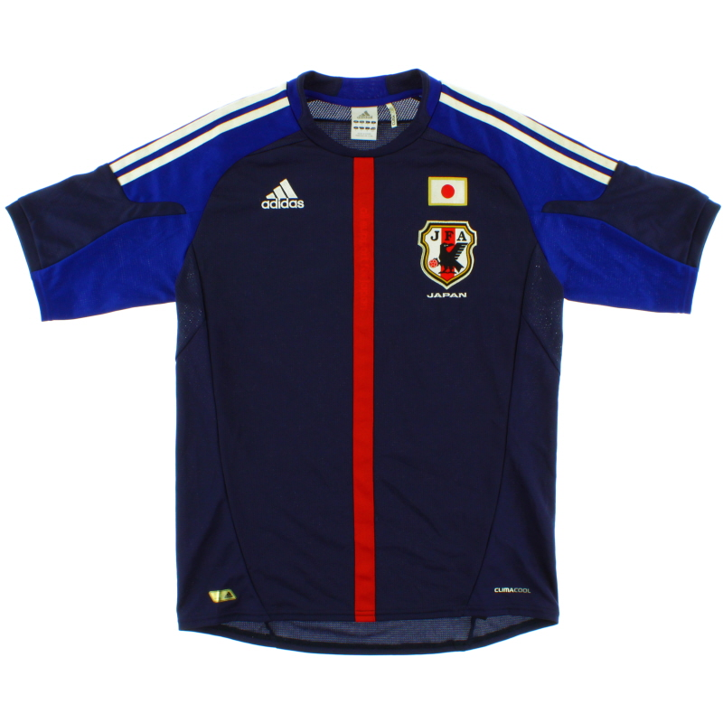 2012-13 Japan Home Shirt S - X49699