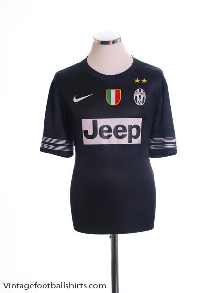 2012-13 Juventus Away Shirt XL - 479334-011