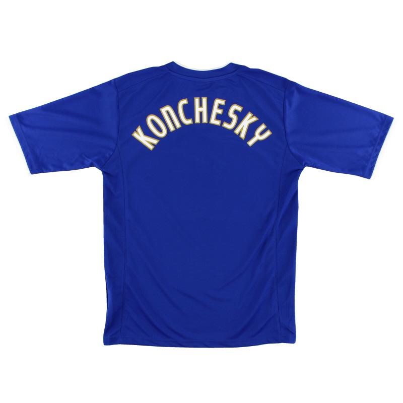 2012-13 Leicester Puma Home Shirt Konchesky *w/tags* M
