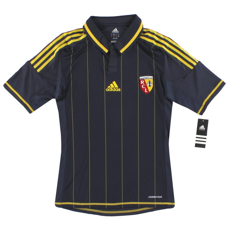 2012-13 Lens Player Issue adidas Away Shirt *BNIB* S - Z09542