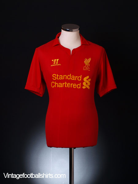 2012-13 Liverpool Home Shirt *BNWT* L