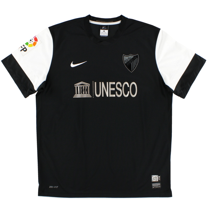 2012-13 Malaga Away Shirt XL