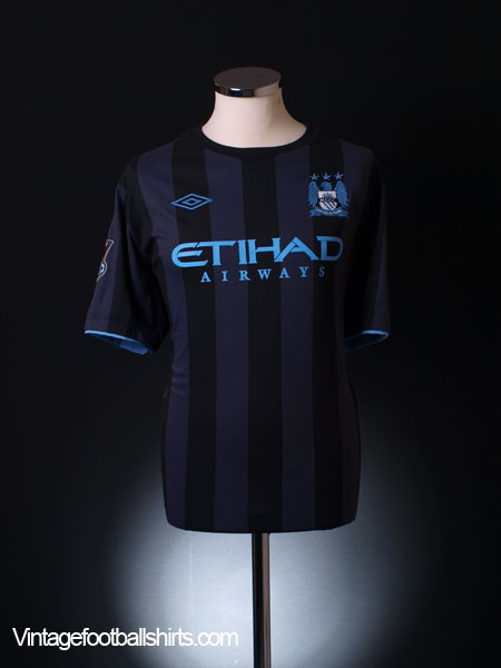 2012-13 Manchester City Third Shirt L