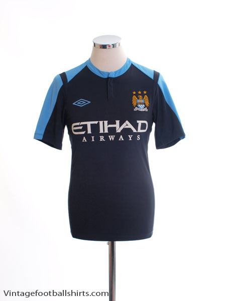 2012-13 Manchester City Training Shirt S