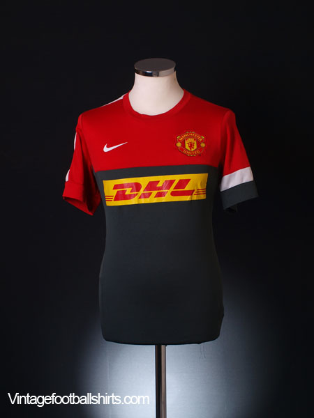 2012-13 Manchester United Nike Training Shirt M